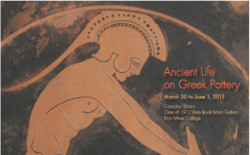 Ancient Life on Greek Pottery cover photo