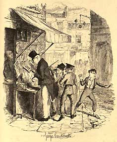 oliver twist essay introduction